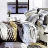 【BEDDING】索思 天絲雙人床包兩用被組100%TENCEL