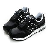 New Balance 男鞋 復古休閒鞋 黑白ML565AAC