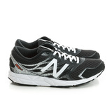 New Balance 女鞋 輕量慢跑鞋 黑白銀W590LB5