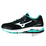 MIZUNO (女) WAVE 女慢跑鞋 WAVE INSPIRE 12 (W) 黑-J1GD164406