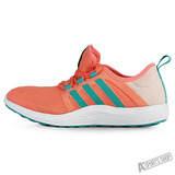 ADIDAS 女 CC FRESH BOUNCE 3 K 愛迪達 慢跑鞋 S42111