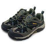 【男】 DIADORA 專業防潑水戶外郊山鞋 D-TEX 橄綠黑 7135