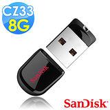 【SanDisk】CZ33 Cruzer Fit USB 8GB 隨身牒