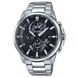 CASIO 卡西歐 EDIFICE 世界地圖男用時尚不鏽鋼腕錶/ETD-310D-1A