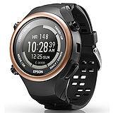 Epson PULSENSE PS-600 心率有氧教練腕錶 ★加贈3C收納袋