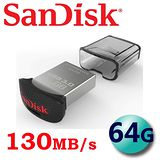 【公司貨】SanDisk 64GB Ultra Fit CZ43 USB3.0 隨身碟