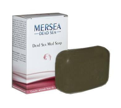 Mersea 兩用死海黑泥皂
