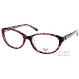 Anna Sui 光學眼鏡 氣質簡約典藏款 (碎花紫) #AS5010-1 C735