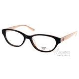 Anna Sui 光學眼鏡 浪漫簡約小框款 (黑-白) #AS5017-1 C101