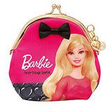日本CIELO 現貨-芭比 Barbie 蝴蝶結小吊飾口金包零錢包