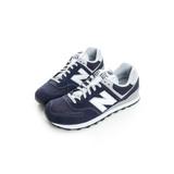 New Balance 男/女鞋 經典復古鞋 深藍ML574VIC