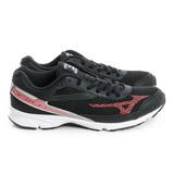 MIZUNO 美津濃 男鞋 慢跑鞋 黑紅J1GA168403