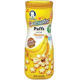 嘉寶 星星餅乾-香蕉(42g)x6罐
