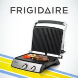 美國富及第Frigidaire 上下雙用多功能烤盤(烤肉/炒菜/煎蛋/鬆餅/帕里尼)FKG-1121BC
