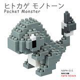 【Nanoblock 迷你積木】神奇寶貝(精靈寶可夢)系列-小火龍紅版 NBPM-015