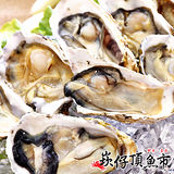 【崁仔頂魚市】本港活凍生蠔(1000g/包)