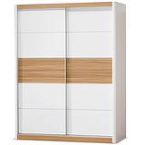 MY傢俬 北歐趣現代設計多機能收納5尺衣櫃