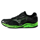 Mizuno 男 WAVE 慢跑鞋WAVE ENIGMA 6 美津濃 慢跑鞋 黑 J1GC161152