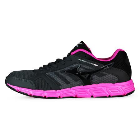 Mizuno 女 慢跑鞋 MIZUNO SYNCHRO SL(W) 美津濃 慢跑鞋 黑 J1GF162809 -friDay購物 x GoHappy