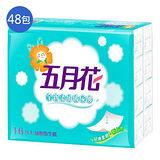 五月花玻尿酸抽取式衛生紙110抽*48包