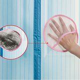 Bunny防蚊門簾蚊帳紗窗除塵清潔護手抹布手套(五入)