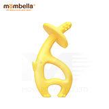 英國《mombella 》跳舞象固齒器(黃色)