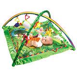 【Baby Safe】雨林遊戲健身器/遊戲毯