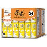 【春風】超細柔抽取式衛生紙(110抽*24包*3串)/箱
