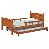 【顛覆設計】德凱3.5尺子母床(兩色可選.不含床墊)