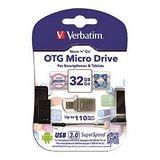 威寶Verbatim 威寶Verbatim OTG 3.0 MICRO 隨身碟 32G(49826) 32G
