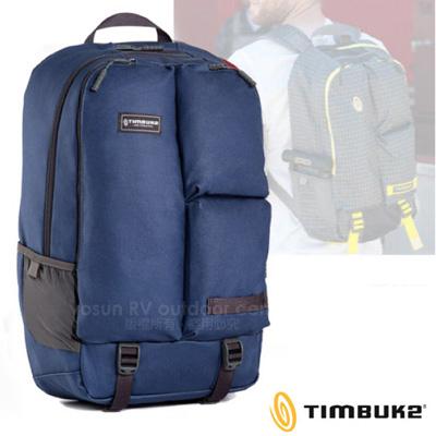 【美國 TIMBUK2】新款 Showdown 筆電雙肩後背包.電腦背包22L.後背包.休閒背包.手提包.公事包.書包/346-3-6410 深藍