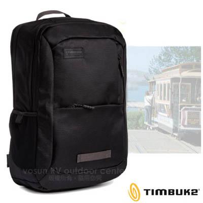 【美國 TIMBUK2】新款 Parkside 多功能筆電後背包(25L)/郵差包.信使包.書包.背包.機車包.手提袋.手提包 384-3-1022 黑