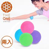 【The One】環保TPE瑜珈筋膜球/按摩球