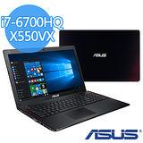 ASUS X550VX i7-6700HQ 15.6吋FHD/4G1TB/GTX 950M 2G 電競筆電-送TESCOM負離子吹風機+無線路由器+無線滑鼠+USB散熱墊