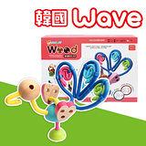 「韓國Wave」魔力建構波波棒中階木質款-百寶盒