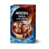 雀巢咖啡美式冰咖啡6.4g*20包