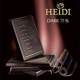 《Heidi赫蒂》75%黑巧克力 80g