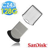 【SanDisk】CZ43 Ultra Fit USB3.0 128GB 隨身牒(平輸)
