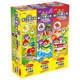 【日本獅王LION 】兒童牙膏45gX3支 (口味任選)