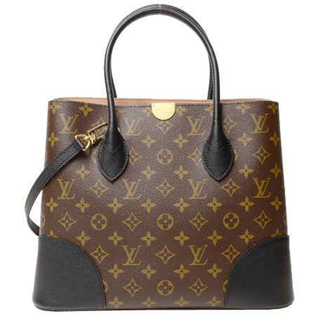 Louis Vuitton LV M41595 Flandrin 經典花紋兩用包_預購