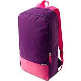 《DESIGN GO》雙色輕便摺疊背包(紫11.2L)