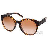 BURBERRY 太陽眼鏡 別緻大框貓眼款 (琥珀) #BU4231D 300213