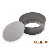《UNOPAN》 15cm 圓型活動蛋糕模(矽利康)