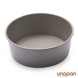 《UNOPAN》 20cm 圓型蛋糕模(雙面矽利康)/烘焙模具