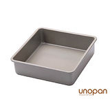 《UNOPAN》15cm 方型蛋糕模(雙面矽利康)/烘焙模具