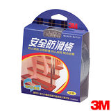 3M 舒適防滑條(2.54cm x 4.56m/室內外專用,灰色)