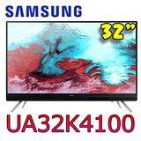 《Samsung 三星》32吋 LED液晶電視 UA32K4100/UA32K4100AWXZW