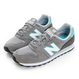 New Balance 女鞋 經典復古鞋 灰白綠 WL373GG
