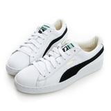PUMA 男/女鞋 休閒鞋 白黑 35191203