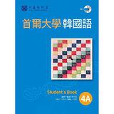 首爾大學韓國語4A(1書1MP3)